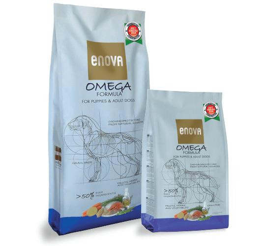 Enova Petfood - Omega Formula